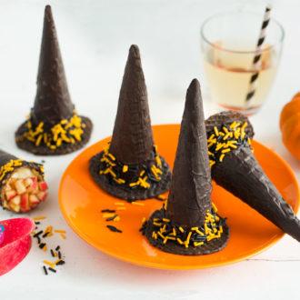 Chapeaux de sorcière PinKids® pour Halloween